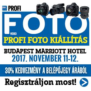 II. PROFI FOTO Kiállítás 2017 01.22.