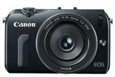 Bemutatták az új Canon EOS M modellt!