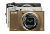 Nikon - S8000