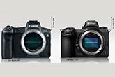 Nikon Z vs. Canon R - Új Fullframe-ek összehasonlítása