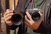 Fujifilm X-T30 vs. Sony α6400