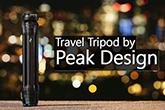 Peak Design utazó állvány