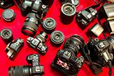 Canon EOS Rs paraméterek