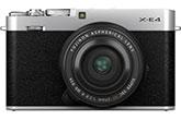 Fujifilm X-E4 teszt