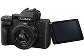 Panasonic Lumix G100: vloggerekre optimalizálva