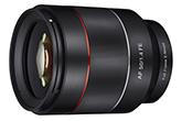 Samyang AF 50mm F/1.4 FE – fényerős normál Sony E-re