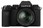 Fujifilm X-S10 és Fujinon XF10-24mm F4 bejelentés