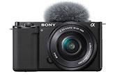 Sony ZV-E10 bejelentés