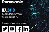 Panasonic az IFA 2018 szakvásáron