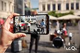 Széles látószögű szelfikamera az új LG Q6 mobilban