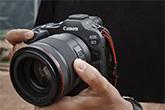 Megérkezett a Canon EOS R3