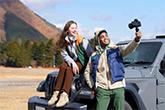 PROFI FOTO - Sony  termékek a kiállitáson