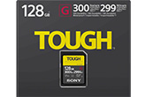 A Sony bemutatta a világ leggyorsabb sd kártyáját