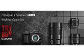 Try&Buy akció Panasonic Lumix gépekre és lencsékre