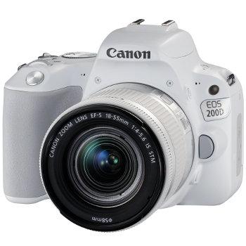 Canon EOS 200D: új belépőszintű fényképezőgép