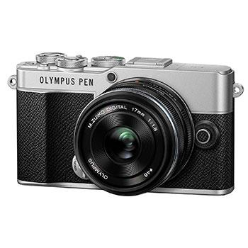 Olympus PEN E-P7 teszt: egy kis elegancia