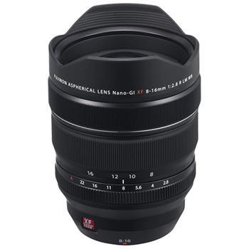 Fujifilm Fujinon XF 8-16mm f/2.8 R LM WR teszt