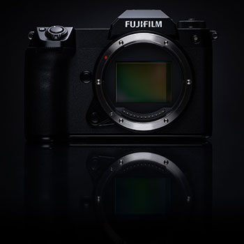 Fujifilm középformátumú GFX hírek