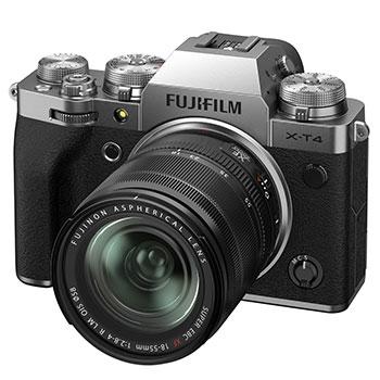 Fujifilm X-T4 – minden IS