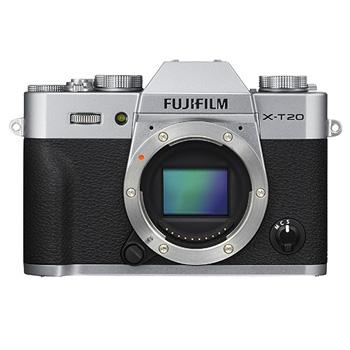 Fujifilm X-T20 – retro külső, szuper belső
