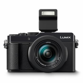 Az új Lumix LX100 II fényképezőgép: a tökéletes társ
