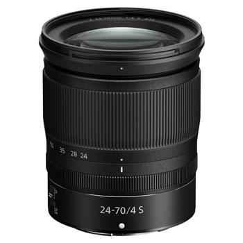 Nikon Nikkor Z 24-70mm f/4 S – több, mint standard