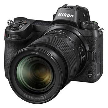 Nikon Z6 – Z, mint zúzós