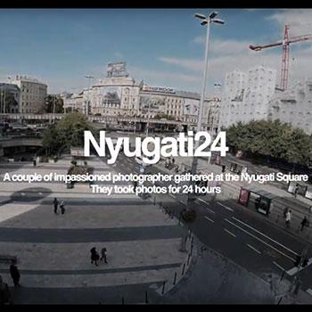 Haller Szabolcs / Nyugati24 – Projekt