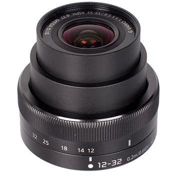 Panasonic Lumix G Vario 12-32mm f/3.5-5.6 Mega-OIS
