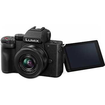 Panasonic Lumix G100: vloggerekre optimalizálva