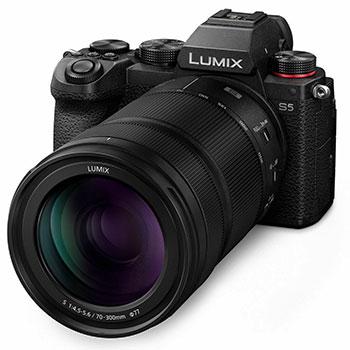 Panasonic Lumix S 70-300mm f/4,5-5,6 Macro O.I.S.