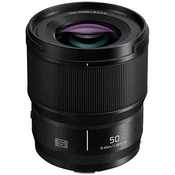 Panasonic LUMIX S 50 mm F1.8 objektív bejelentés
