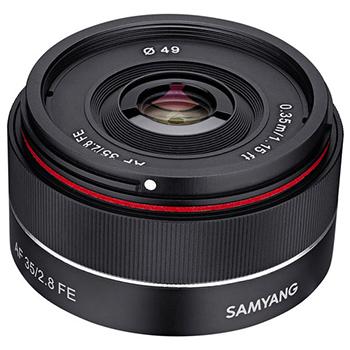 Samyang AF 35mm f/2.8 FE – pehelysúlyú street-objektív
