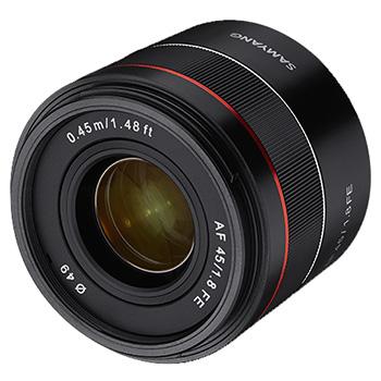Samyang AF 45mm f/1.8 FE teszt