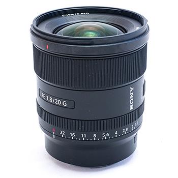 Sony FE 20mm f/1.8G – a legújabb ultranagylátó