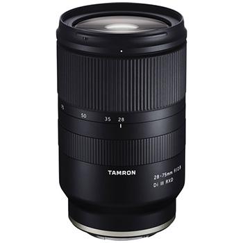 Tamron 28-75mm f/2.8 Di III RXD – standard zoom Sonyra
