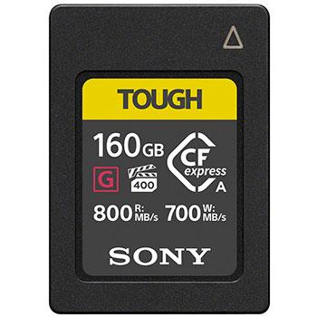 CFexpress Type A memóriakártya a Sony-tól