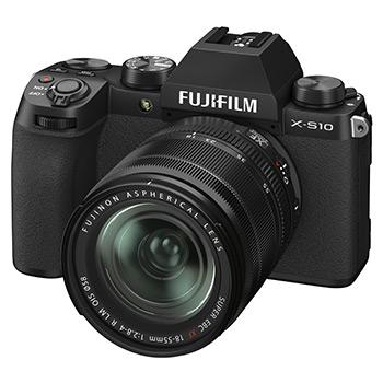 Fujifilm X-S10 – PASM mindenes