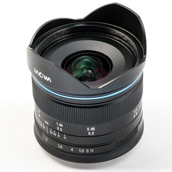 Laowa 7.5mm f/2.0 MFT objektív