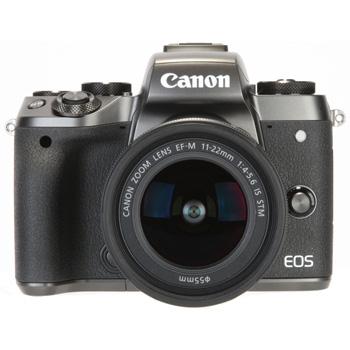 Teszt: CANON EOS M5  mirrorless kamera