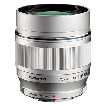 Olympus M. Zuiko Digital 75mm f/1,8 - Panasonic vázon