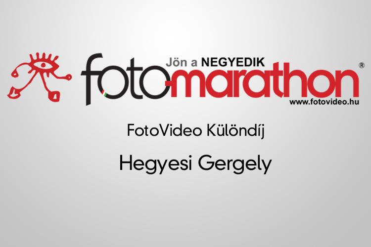 Fotomarathon 2011 - FotoVideo Különdíj