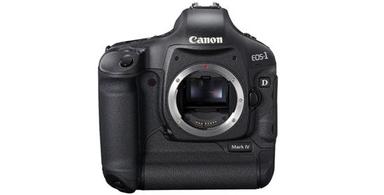 Canon 1D Mark IV.