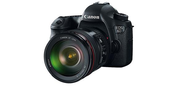 Photokina 2012 - Canon EOS 6D