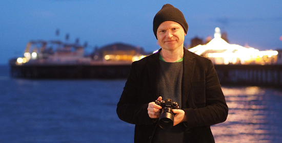 Interview with Gordon Laing, the head of Cameralabs