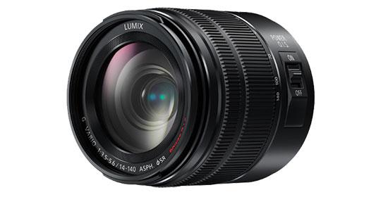 Panasonic Lumix 14-140 mm f/3.5-5.6 II ASPH POWER OIS