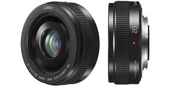 Panasonic Lumix G 20mm f/1.7 II Asph.: éles palacsinta