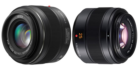 Panasonic Leica DG Summilux 25mm f/1.4 ASPH teszt